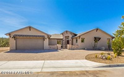 Ranch,Walkout Basement, Site Built Single Family - Prescott, AZ (photo 1)