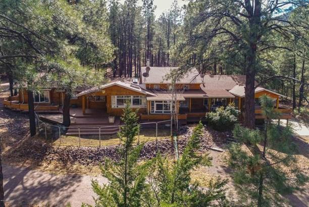 Log, Site Built Single Family - Prescott, AZ (photo 1)
