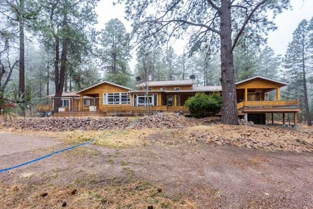 Log, Site Built Single Family - Prescott, AZ (photo 2)