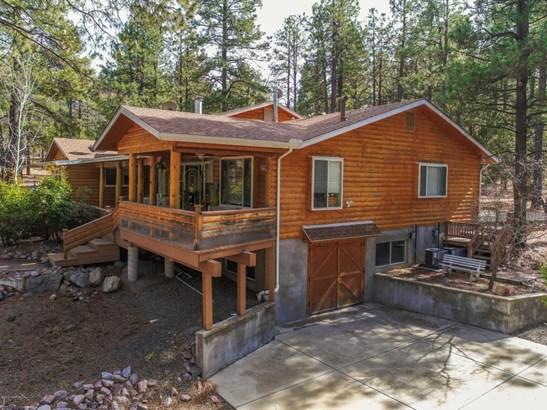Log, Site Built Single Family - Prescott, AZ (photo 3)