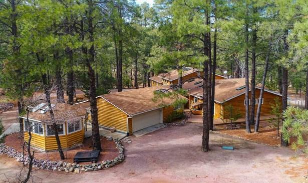 Log, Site Built Single Family - Prescott, AZ (photo 4)
