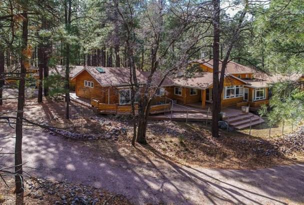Log, Site Built Single Family - Prescott, AZ (photo 5)