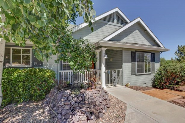 Contemporary, Site Built Single Family - Chino Valley, AZ (photo 4)