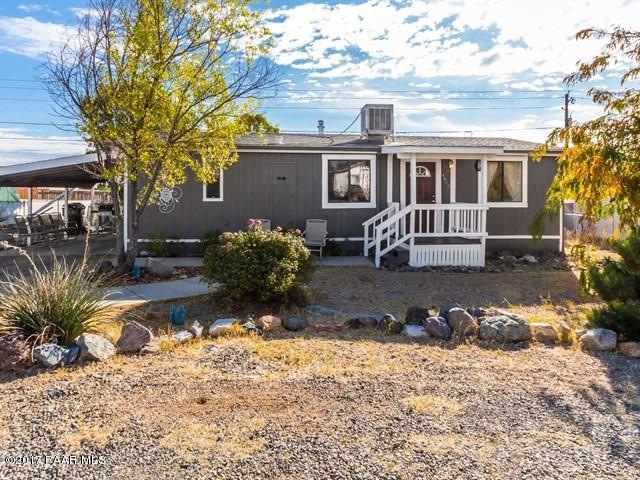 1 Story,Double Wide, Mfg/Mobile - Prescott Valley, AZ (photo 1)