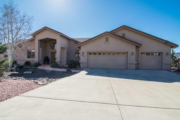 Contemporary, Site Built Single Family - Prescott, AZ (photo 1)