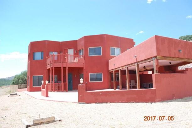 Santa Fe/Pueblo, Site Built Single Family - Chino Valley, AZ (photo 2)