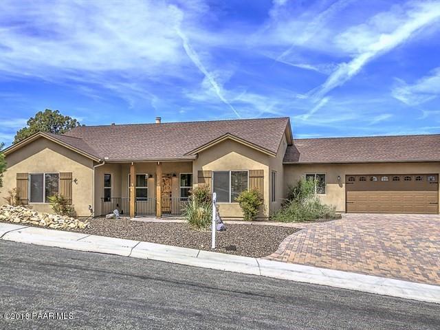 Contemporary,Ranch, Site Built Single Family - Prescott, AZ (photo 1)