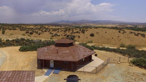 Log, Site Built Single Family - Dewey-Humboldt, AZ (photo 1)