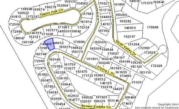 Lot 33 Brown Saddle, Bandera, TX - USA (photo 2)