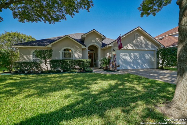12815 Aqua Valley, Helotes, TX - USA (photo 1)