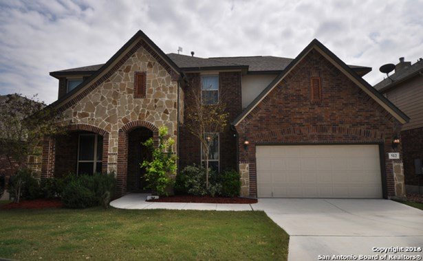 512 Grove Bend, San Antonio, TX - USA (photo 1)