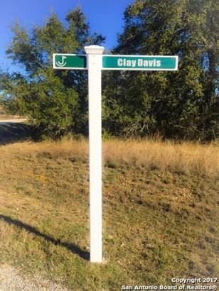 Lot 1043 Clay Davis, Blanco, TX - USA (photo 1)