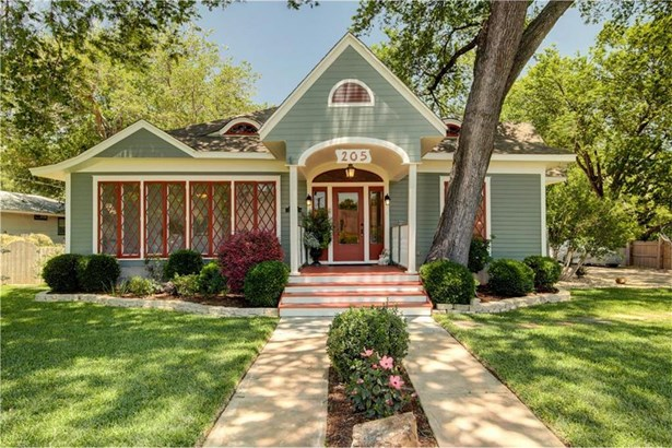 205 W 17th St, Georgetown, TX - USA (photo 1)