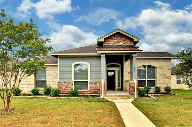 801 Bryce Canyon Dr, Pflugerville, TX - USA (photo 1)