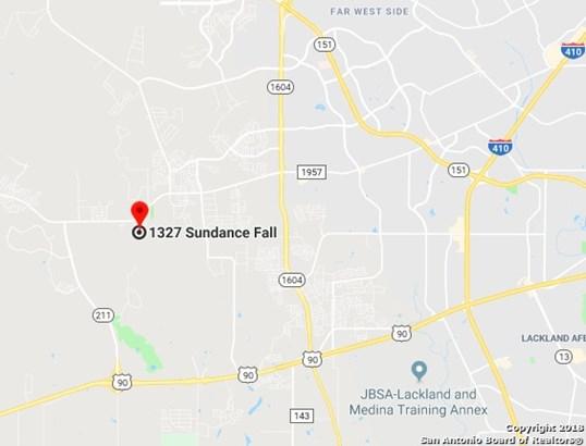 1327 Sundance Fall, San Antonio, TX - USA (photo 4)