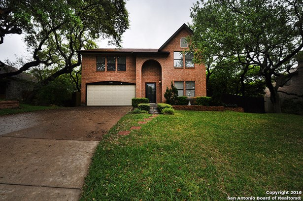 3414 Heather Bluff, San Antonio, TX - USA (photo 1)
