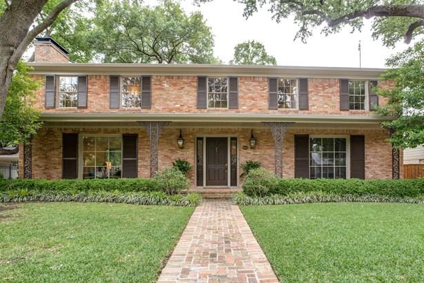 4651 Beverly Drive, Highland Park, TX - USA (photo 2)