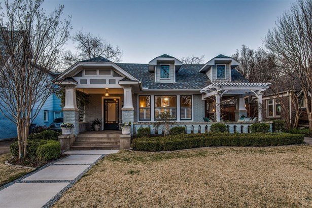 5739 Monticello Avenue, Dallas, TX - USA (photo 2)