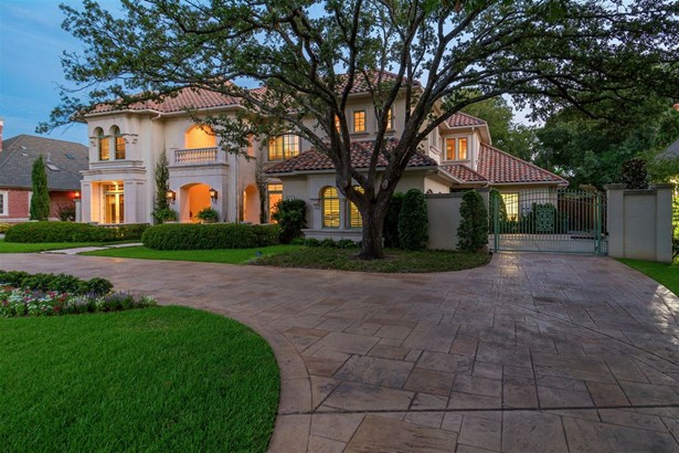 6038 Woodland Drive, Dallas, TX - USA (photo 2)