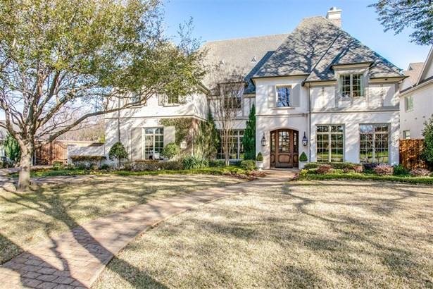 6615 Prestonshire Lane, Dallas, TX - USA (photo 1)