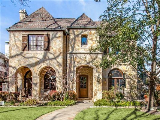 4108 Bryn Mawr Drive, University Park, TX - USA (photo 1)