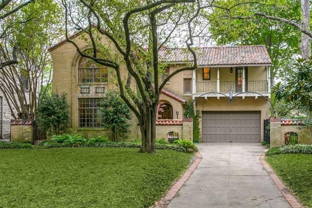6608 Lakewood Boulevard, Dallas, TX - USA (photo 1)