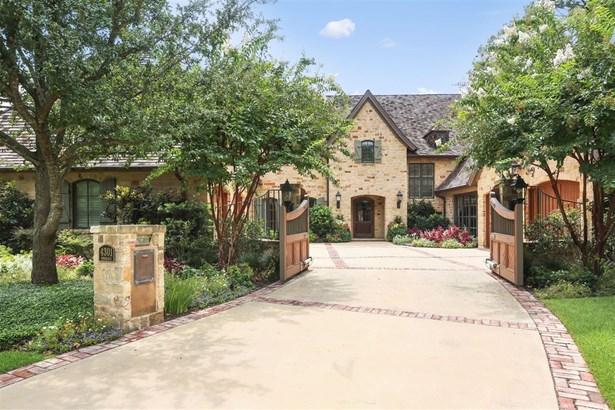 4301 Bordeaux Avenue, Highland Park, TX - USA (photo 1)