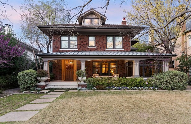 3816 Miramar Avenue, Highland Park, TX - USA (photo 1)