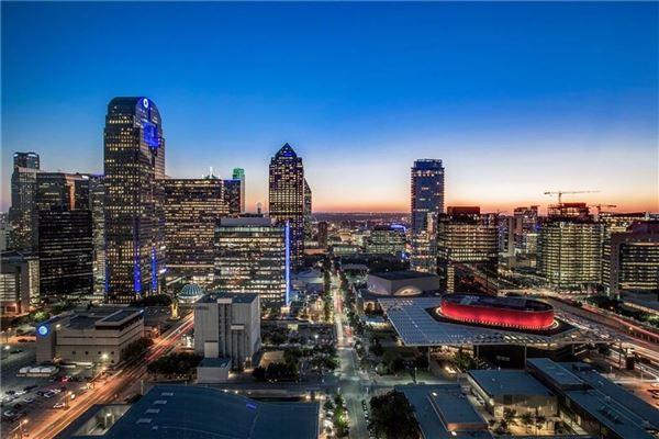 1717 Arts Plaza 2303, Dallas, TX - USA (photo 2)