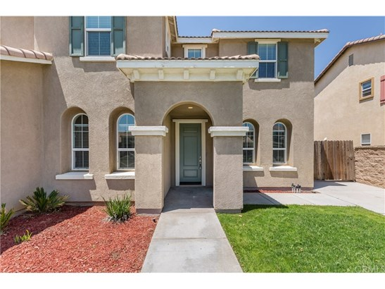 Single Family Residence, Colonial - Perris, CA (photo 4)