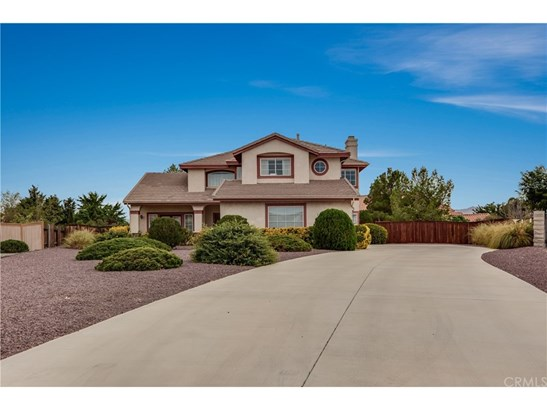 Single Family Residence - Apple Valley, CA (photo 1)