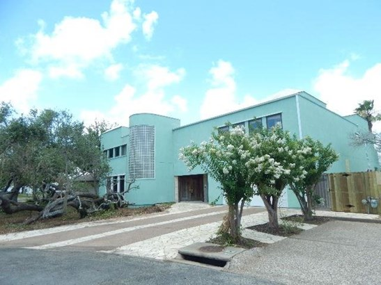Contemporary, Detached - Rockport, TX (photo 1)