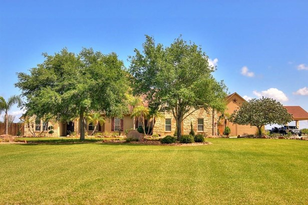 Mediterranean, Detached - Sandia, TX (photo 1)