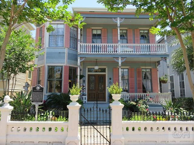 1509 Postoffice Street, Galveston, TX - USA (photo 1)