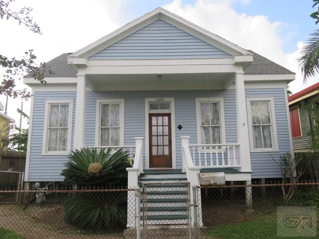 1405 Ave L, Galveston, TX - USA (photo 1)