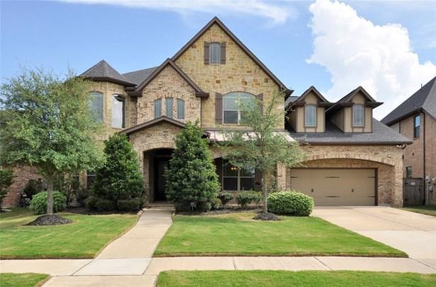 Traditional, Single-Family - Fulshear, TX