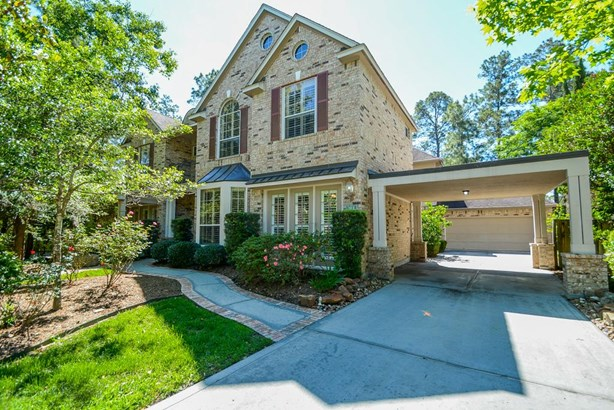 102 W Mirror Ridge Cir, The Woodlands, TX - USA (photo 1)