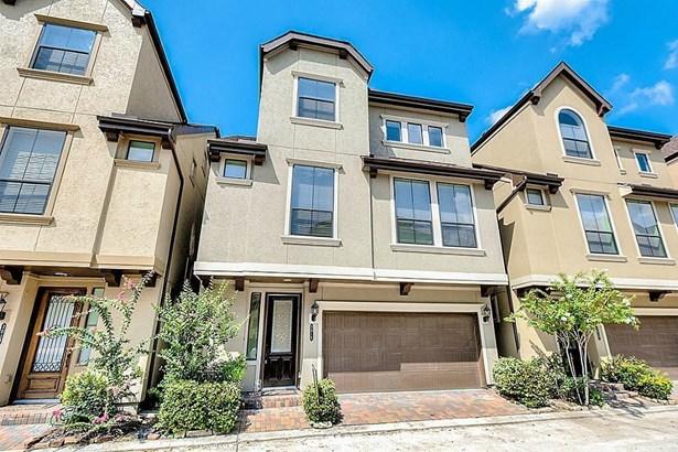 Townhouse Condominium - Houston, TX