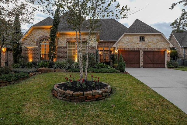 7 Bridgewood Cove Ct, The Woodlands, TX - USA (photo 1)
