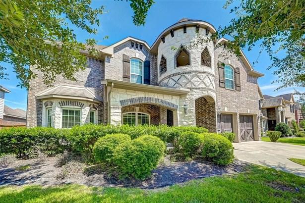 Traditional, Single-Family - Richmond, TX