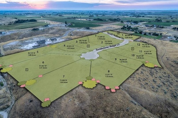 Build to Suit Residential - Middleton, ID