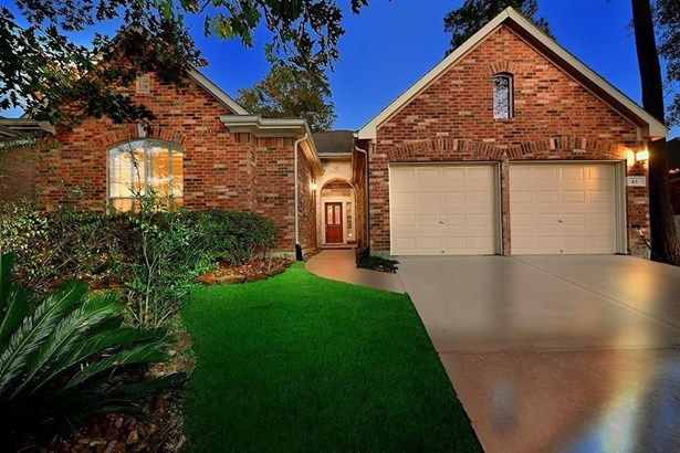 43 Tapestry Forest, The Woodlands, TX - USA (photo 1)
