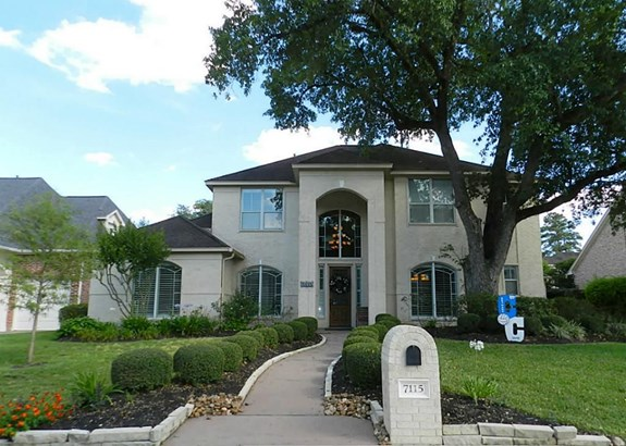 7115 Sedona, Houston, TX - USA (photo 1)
