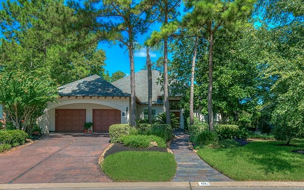 51 Stone Springs, The Woodlands, TX - USA (photo 1)