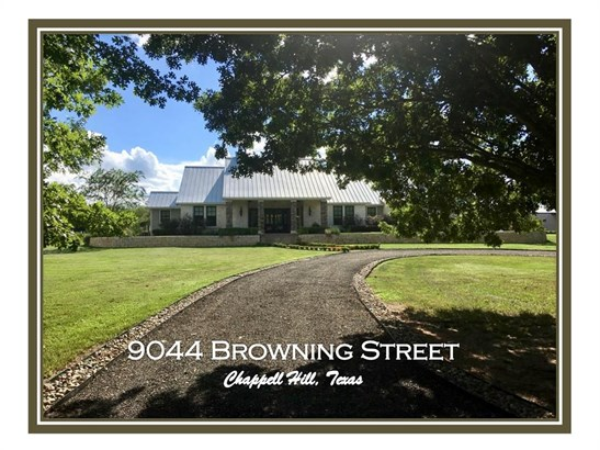 9044 Browning, Chappell Hill, TX - USA (photo 1)