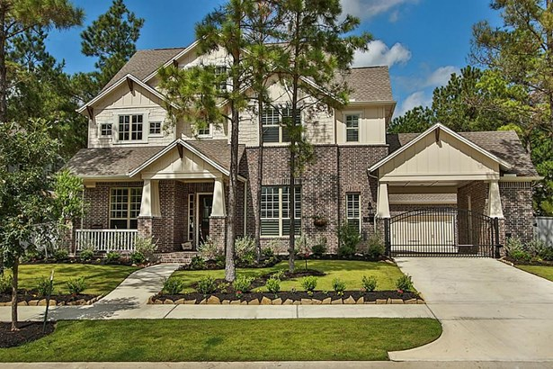 59 Hedgedale, The Woodlands, TX - USA (photo 1)