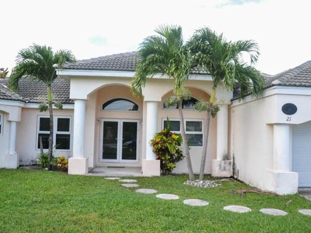 21 Doubloon Road, Grand Bahama/freeport - BHS (photo 1)
