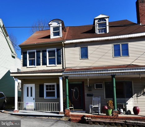 Twin/Semi-detached, Traditional - PORT CARBON, PA
