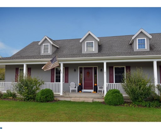 Traditional, 1-Story,Detached - NEW RINGGOLD, PA (photo 1)