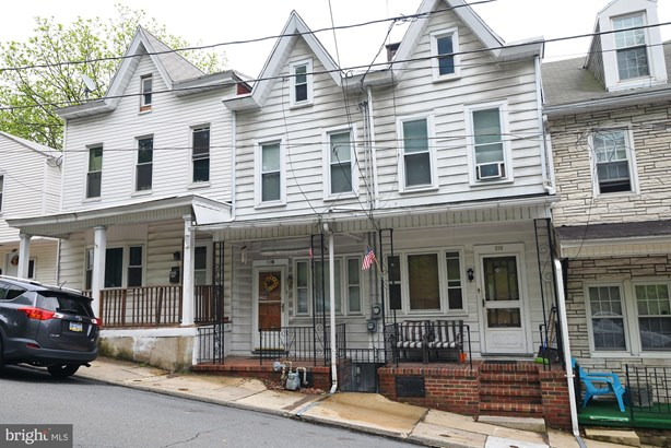 Row/Townhouse, Traditional - POTTSVILLE, PA